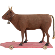 French Toy Steer
