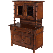 19th c. French Miniature Buffet