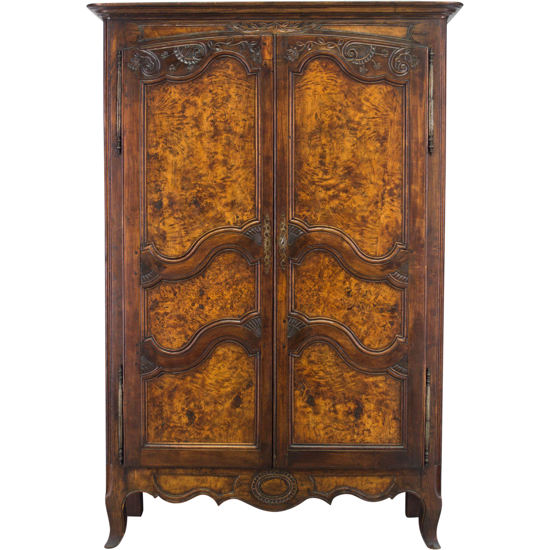 18th Century French Louis XV Child Armoire