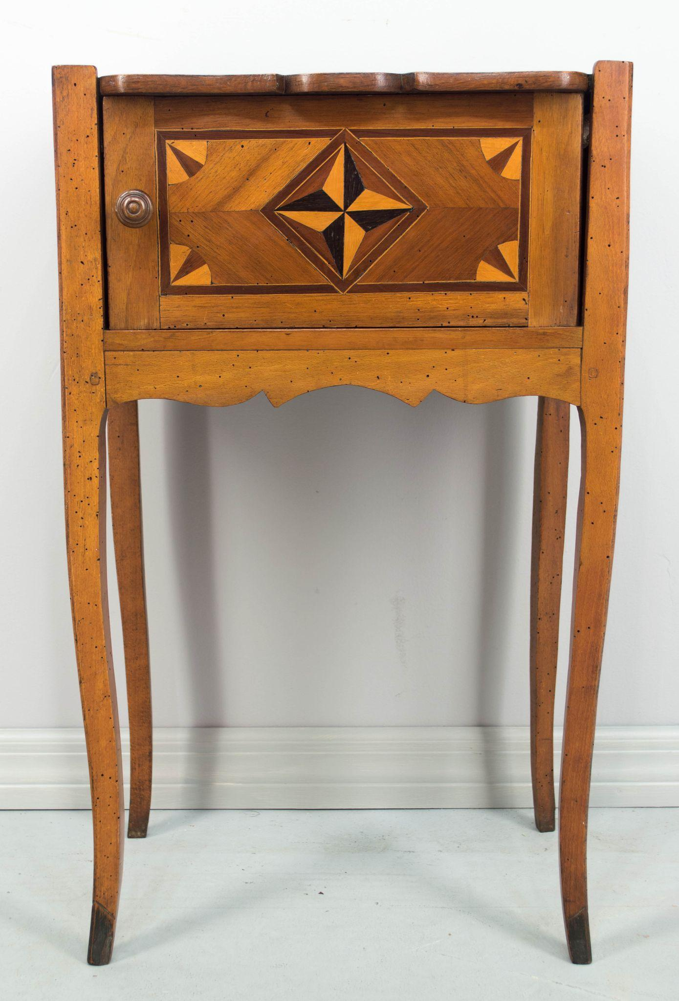 19th c louis xv style side table from ofleury on ruby lane for 66125 3