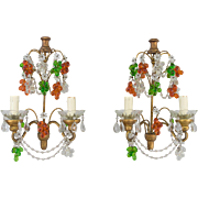 Pair of Italian Sconces