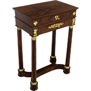 19th Century French Restauration Side Table