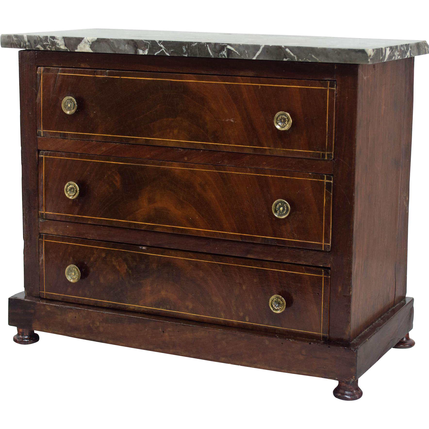French Louis Philippe Sample Commode