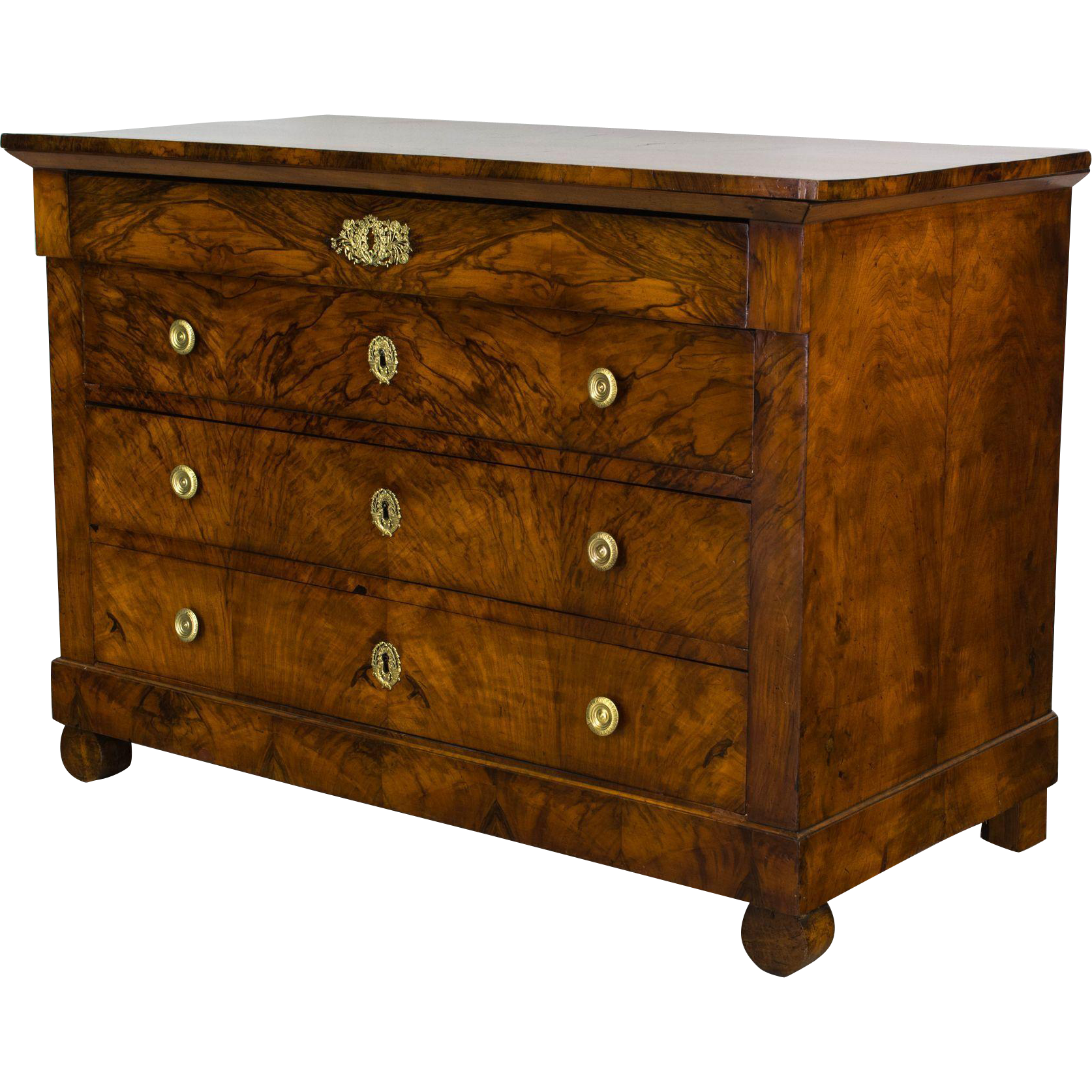 19th. c. French Restauration Period Commode