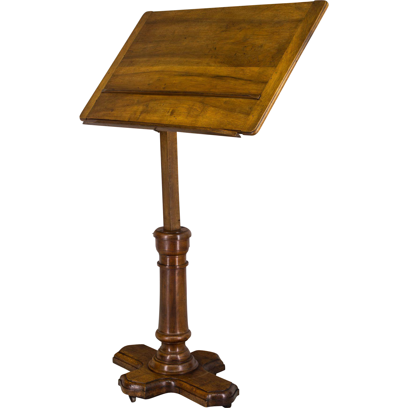 19th c. French Stand or Tilt-Top Table