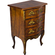 Louis XV Style Commode or Chest of Drawers