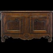 19th c. Louis XV Provencal Buffet