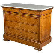 19th c. French Charles X Commode