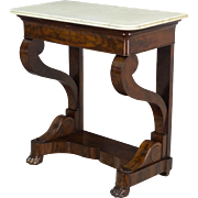 19th c. Louis-Philippe Console