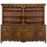 18th c. Louis XV Buffet Vaisellier