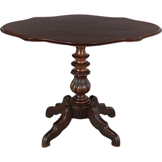 19th c. French Gueridon or Tilt Top Table