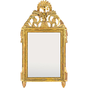 19th c. Louis XVI Style Bridal Mirror
