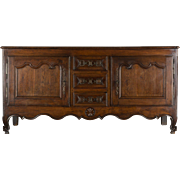 19th Century Louis XV Style Enfilade