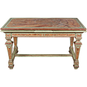 A Louis XIV Style Extension Table