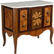 French Louis XVI Style Miniature Commode