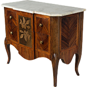 Louis XVI Style French Miniature Commode