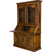 19th c. Louis XV Style Secretaire