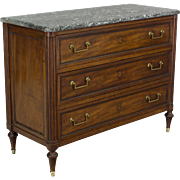 19th c. Louis XVI Style Commode