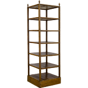 19th c. Country French Etagere