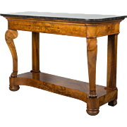 19th c. French Restauration Period Console