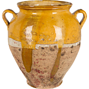 French Confit Pot