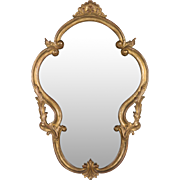 French Louis XV Style Mirror