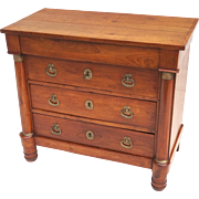 19th c. French Empire Commode