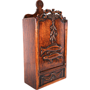 18th c. French Fariniere or Decorative Box
