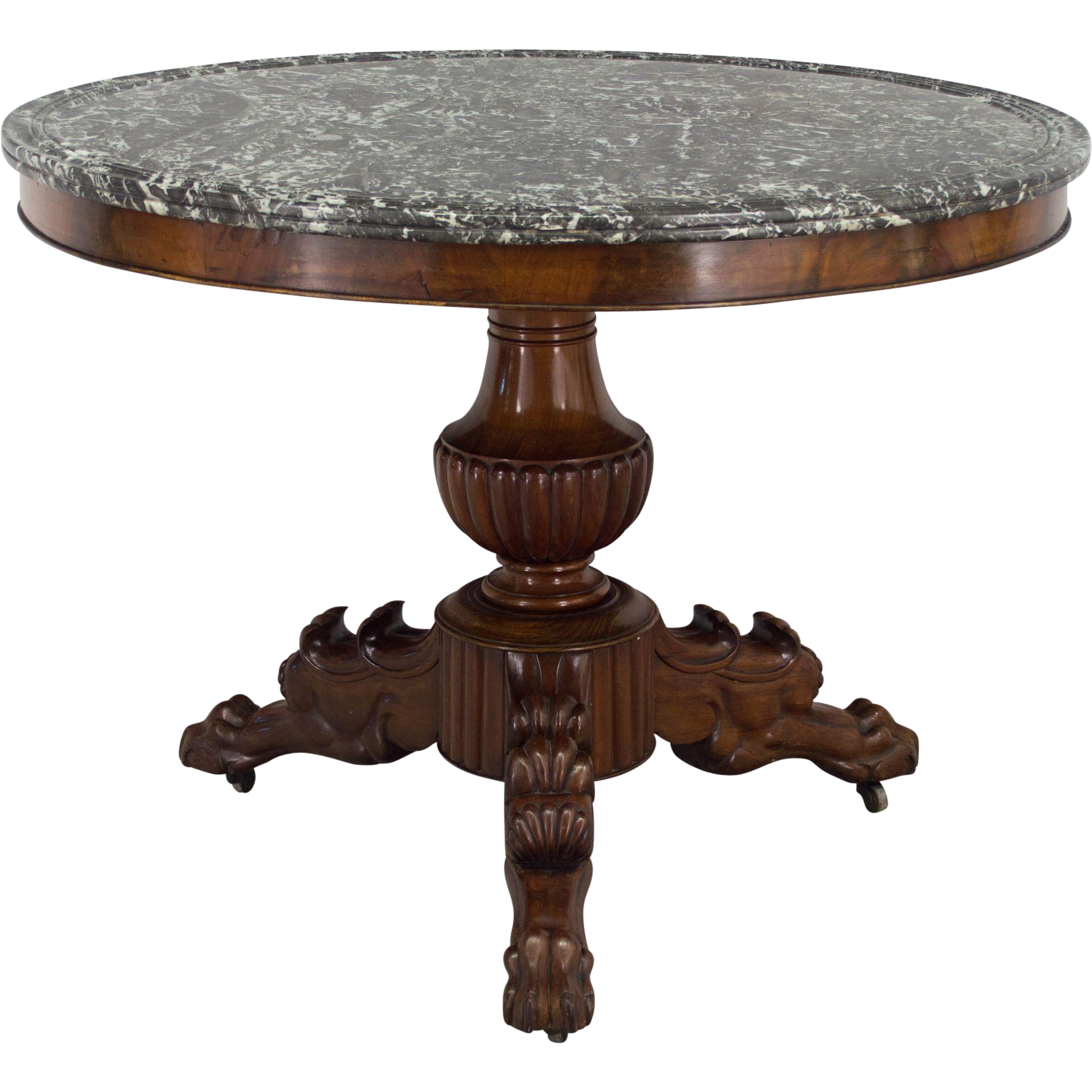 Napoleon III Gueridon or Center Table