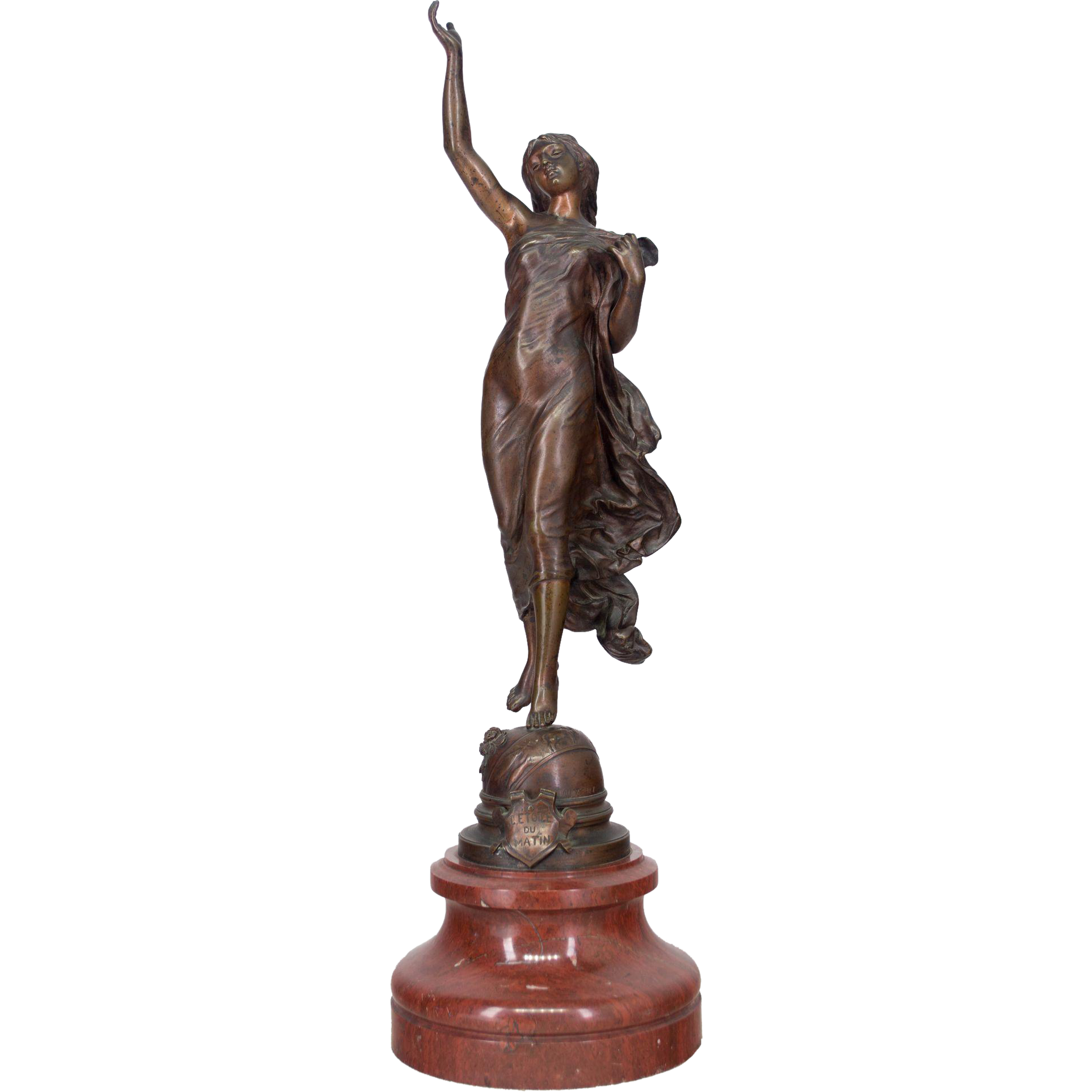 19th c. French Bronze Sculpture