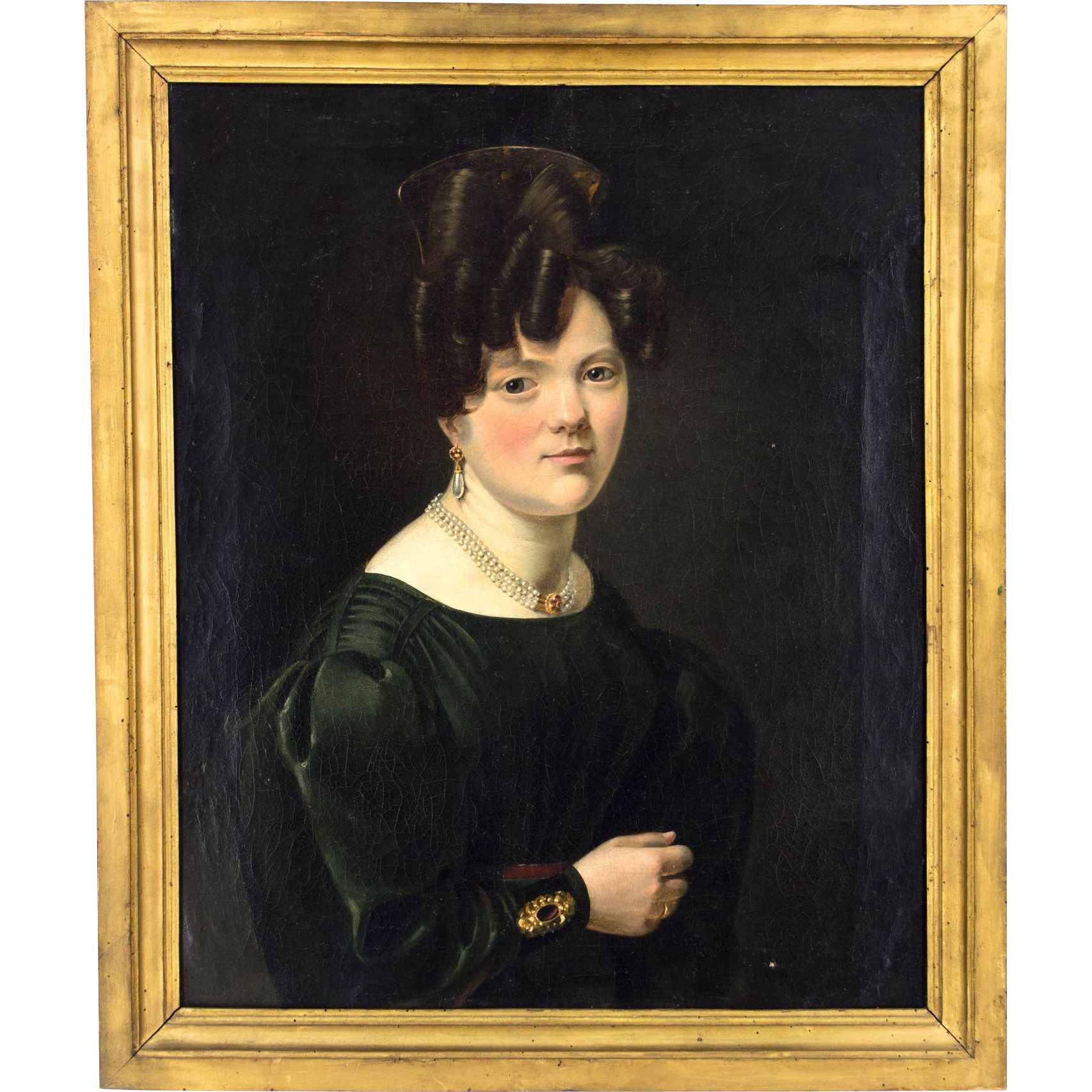 Early 19th c. French Portrait