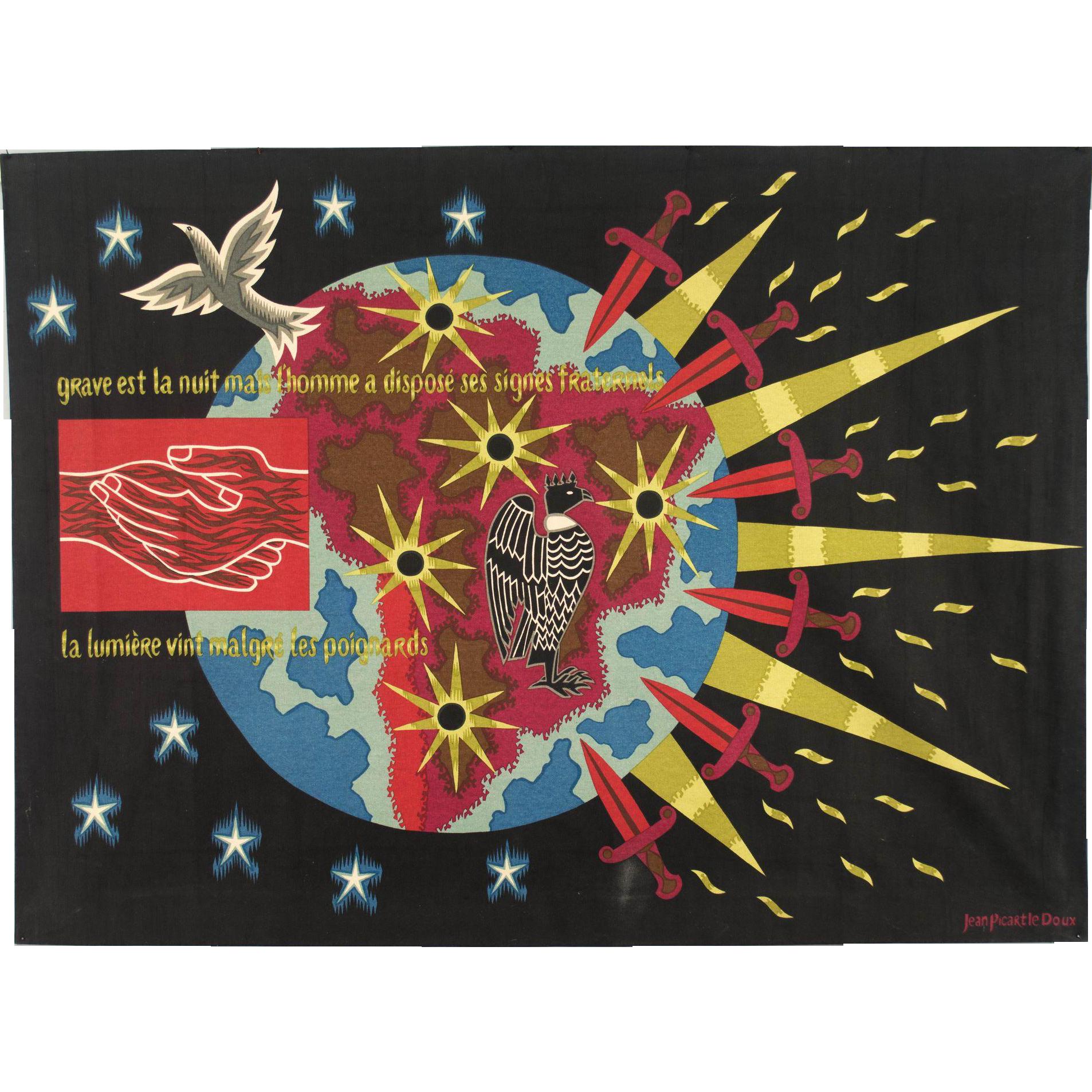 Jean Picart Le Doux Tapestry