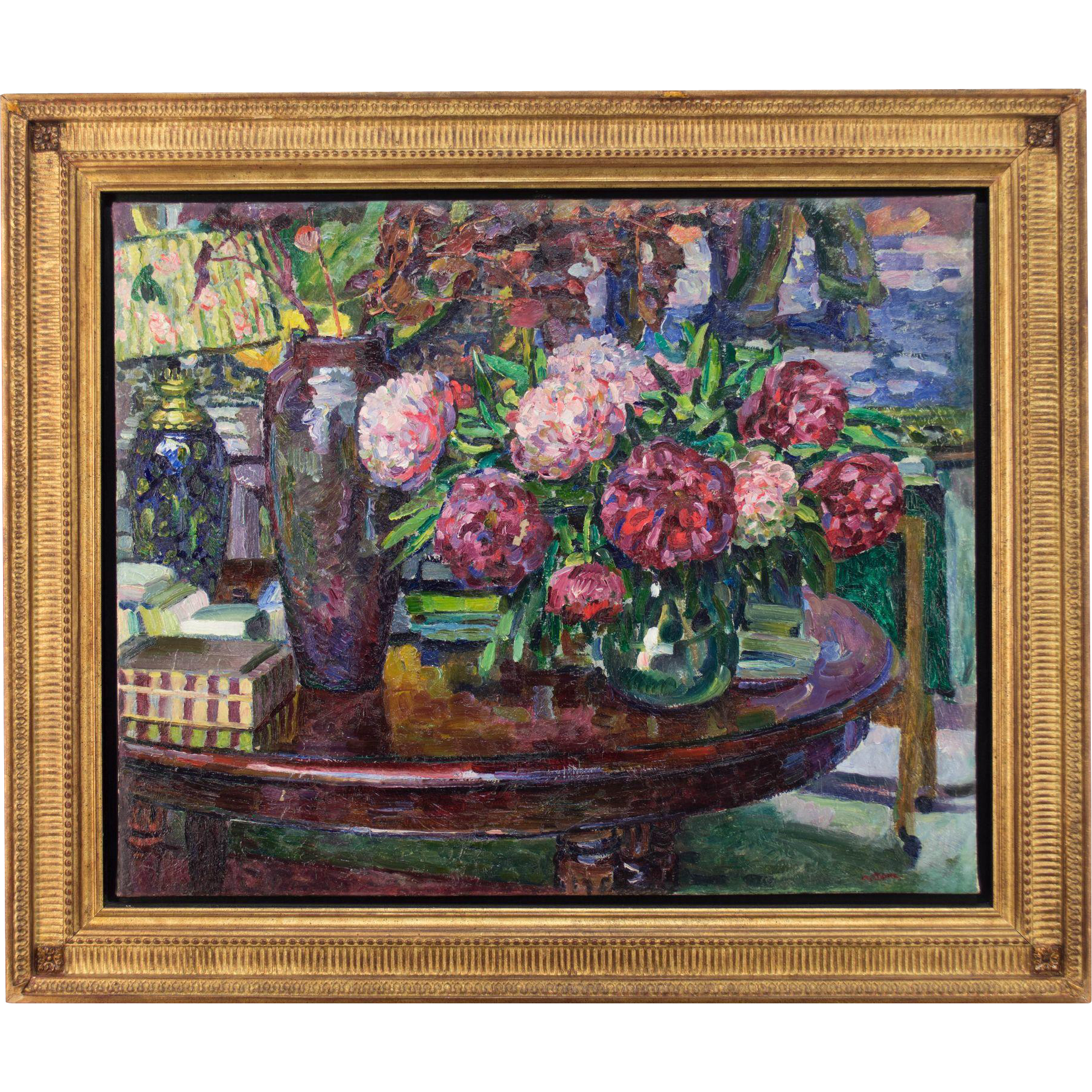 20th Century Oil Painting, Still Life
