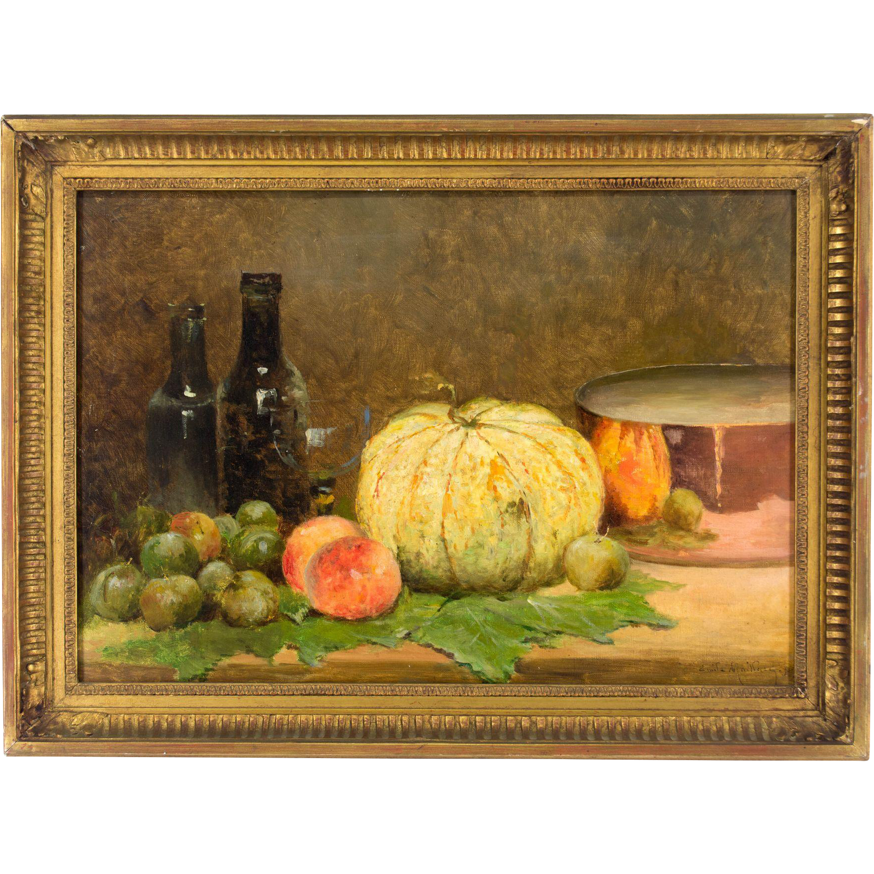 19th Century French School Painting