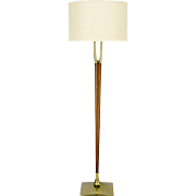 Mid Century Laurel Floor Lamp