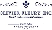 Olivier Fleury, Inc. - French Antiques logo