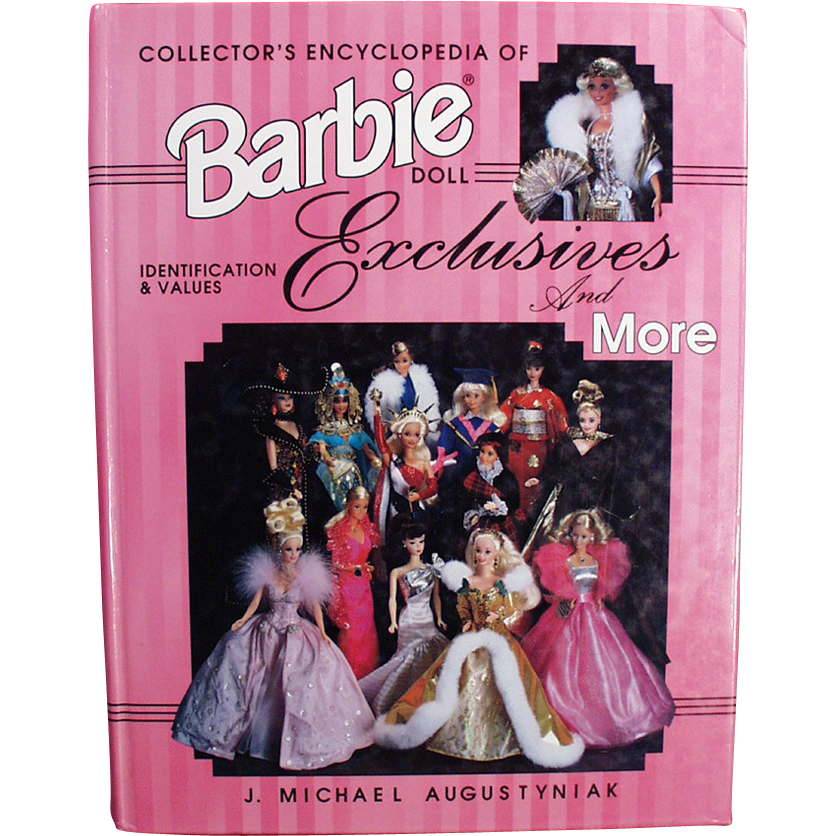 Barbie Doll Exclusives and More - Reference Book