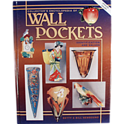 Old Reference Book - The Collector's Encyclopedia of Wall Pockets