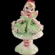 Old Porcelain, Ballerina Angel - Norcrest - Fine China