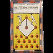Old Dexterity Game - #310 Comon Tatar's Point Baseball