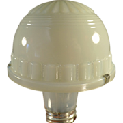 Old, Specialty Lamp Shade - Opalescent Custard
