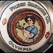 Old, Pilsen Brewing Co., Olympia - Advertising Beer Stein