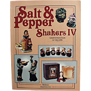 Reference Book - Salt & Pepper Shakers by Helene Guarnaccia