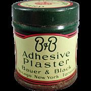 Old, B & B Adhesive Plaster, Medical Tin