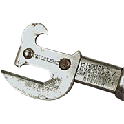 Old Can Opener - Houck's, Ever-Ready - 1912