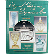 Reference Book - Elegant Glassware of the Depression Era 6th Ed. by Gene Florence