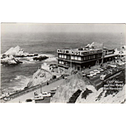 Old Postcard - Photograph of the Cliff House of San Francisco