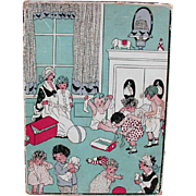 Old, Children's Hosiery Box - Fun, Nursery Room Graphics