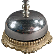Old, Counter Bell for Hotel or Old Store - Small Size