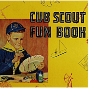 Old, Craft & Project Book for Kids - Cub Scout Fun Book